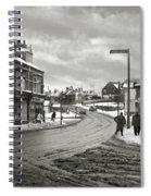 High Street - Lye - 1960's    Ref-58 Spiral Notebook