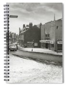 High Street, Lye - 1960's    Ref-60 Spiral Notebook