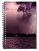 High Strike Spiral Notebook