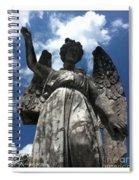 High To Heaven Spiral Notebook