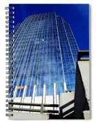 High Up To The Sky Spiral Notebook