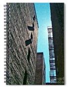 High Walls Spiral Notebook