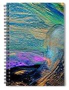 High Wave Spiral Notebook