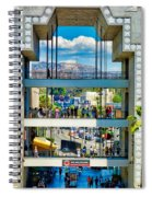 Highland And Hollywood C Spiral Notebook