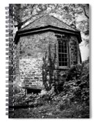 Highland Mansion - The Spring House Spiral Notebook