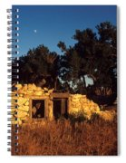 Highway 30 Homestead Spiral Notebook