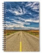 Highway 64 To Taos Spiral Notebook