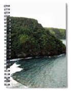 Highway To Hana Spiral Notebook