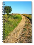 Highway To Heaven Spiral Notebook