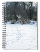 Highways And Byways Spiral Notebook