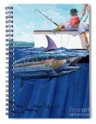 Hign Fives Spiral Notebook