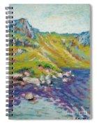 Hiking Near Windermere Spiral Notebook