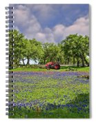 Hill Country Farming Spiral Notebook