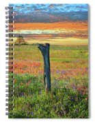 Hill Country Heaven Spiral Notebook
