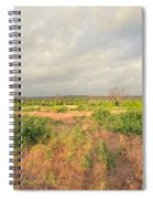 Hill Country Memories Spiral Notebook