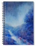 Hill Country Storm, No. 1 Spiral Notebook
