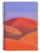 Hill Tops Spiral Notebook