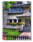 Hills-decaro House Spiral Notebook