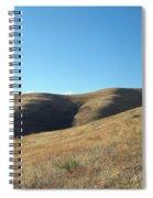 Hills Of Colorado Spiral Notebook