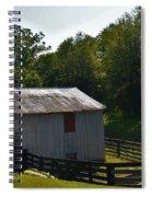 Hillside Farm  Spiral Notebook