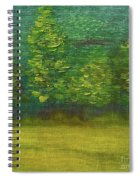 The Lakeside  Spiral Notebook