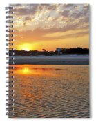 Hilton Head Beach Spiral Notebook