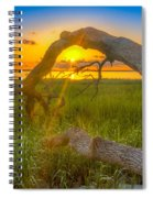 Hilton Head Island Sunrise Spiral Notebook