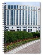 Hilton Nashville Tennessee Spiral Notebook