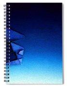 Himmelsobjekt 17022 Spiral Notebook