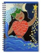 Hina Spiral Notebook