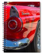 Hind Quarter Spiral Notebook
