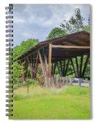 Hindman Memorial Covered Bridge Spiral Notebook