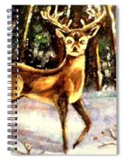 Hinds Feet Spiral Notebook