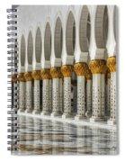 Hinduism Arch 1 Spiral Notebook