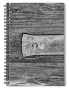 Hinge Spiral Notebook