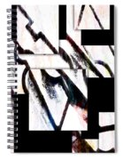Hip To Be Square Spiral Notebook