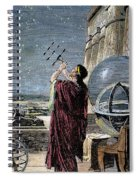 Hipparchus (146-127 Bc) Spiral Notebook