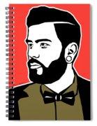 Hipster 3 Spiral Notebook