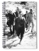 Hiro Onoda Surrendering Lubang  Philippines March 1974 Spiral Notebook