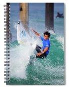 Hiroto Ohhara 4519 Spiral Notebook