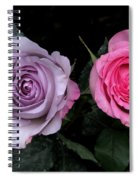 His And Hers Spiral Notebook