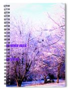 His Compassion Never Fails Spiral Notebook