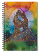 His Loves Embrace Divine Love Series No. 1007 Spiral Notebook