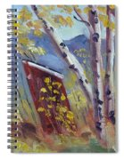 His 'n' Hers At Columbine Colorado Spiral Notebook