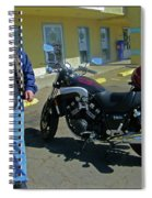 His Pride And Joy Spiral Notebook