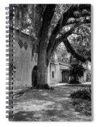 Historic Bok Gardens Home Spiral Notebook
