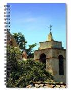 Historic Carmel Mission Spiral Notebook