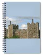 Historic Castle Spiral Notebook