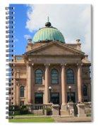 Historic Church Spiral Notebook