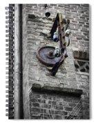 Historic Electrics Spiral Notebook